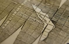 Rare Early Map Of America Unearthed  Researchers found a rare early 16th century map of America by Martin Waldseemueller (the cartographer who named the continent) in an unrelated 19th century book.