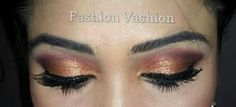 Makeup by TANVI SINGHAL!!!