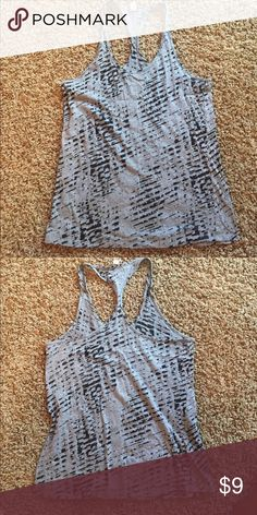 Under armor workout top! So comfy!! Light weight! Under Armour Tops Tank Tops