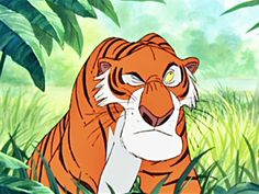 Which Disney Villain Are You Like When You Get Angry? Shere Kahn is your mad-match. You're a cunning and powerful adversary is respected or shall I say feared by anyone who crosses you. You will eat your adversary alive when the occasion calls for it.