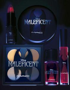 Mac hizo su especifica colección de maquillajes muy de acuerdo con la temática.