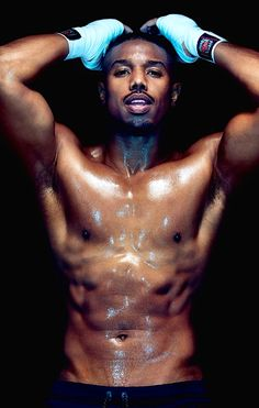 Forgive me for this but ummm.. Wait what was I about to say... Yea umm... DANGGGG he is finnnneeee! Meeting him would be nice too. Michael B. Jordan