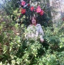 Gardening Wisdom.  Link to Janet Carson, Gardening in The Gardens