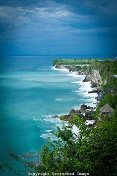 Coast of Bali, Indonesia