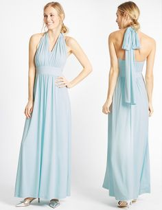 A Bridesmaid Dress With 6 Different Styles