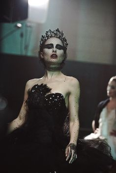Black Swan~ Twisted, dark and beautiful...one of my favorites.
