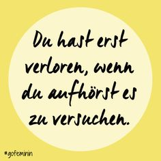 Die besten Motivationssprüche auf www.gofeminin.de/wellness/album1157846/die-besten-motivationsspruche-fur-den-sport-0.html #quotes #motivation #fitspo