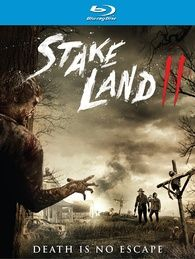 Bluray Tuesday: Stake Land II (Blu-ray) Temporary cover art