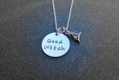 http://www.etsy.com/listing/58666269/good-witch-hand-stamped-necklace-now