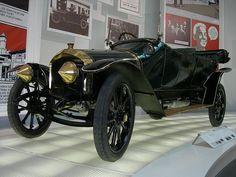Audi Type A – 1910