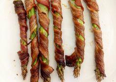 Asparagus, Bacon, Fitt, Healthy Recipes, Vegetables, Studs, Healthy Eating Recipes, Vegetable Recipes, Healthy Food Recipes