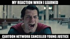Who's with me? #renewyoungjustice