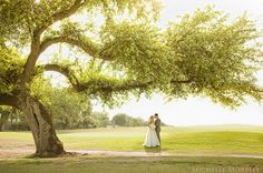 Wedding day bliss... by Michelle Morales, via Flickr