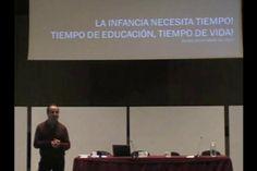 """Hitzaldia: Joan Domenech """"Elogio de la lentitud en educación"""" Conferencia. XXI. JASANGARRITASUNAREN HEZKUNTZAREN TOPAKETAK"""