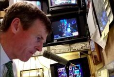Voiceless Radio Reporter Jamie Dupree Reinvents Career With Cutting Edge Technology