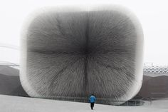 The architect Thomas Heatherwick's designs dazzle, but their costs have stirred debate over the role of private financing for public spaces. Thomas Heatherwick, Design Seeds, Architecture, Imagination, Cathedral, York, Times, Pavilion, Shanghai