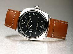 Panerai Radiomir Black Seal Boyfriend Watch, Perfect Boyfriend, Panerai Radiomir Black Seal, Op Logo, Watches, Omega Watch, Style, Products, Accessories