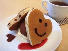 パンケーキ ♥ Dessert