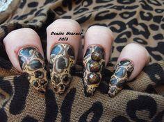 Painted Cheetah....