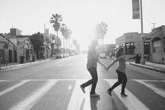 2013: Adam   Ayoni: Venice Engagement Photography