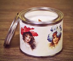 Wholesale candle, vintage candle, designer candle by VINTAGE CANDELLA Vintage Style, Vintage Fashion, Vintage Candles, Soy Wax Candles, Tin, Designers, Organic, Canning, Unique Jewelry