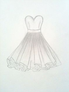 41 trendy Ideas fashion drawing dresses easy Source by dresses drawing Dress Drawing Easy, Dress Design Drawing, Dress Design Sketches, Fashion Design Drawings, Fashion Sketches, Drawing Style, Drawing Drawing, Easy Drawings Sketches, Cool Art Drawings
