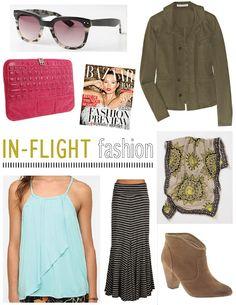 In Flight Fashion