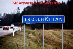 meanwhile in Sweden ;)  #Moffat