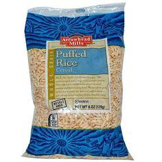 Arrowhead Mills Puffed Brown Rice Cereal (12x6 Oz)