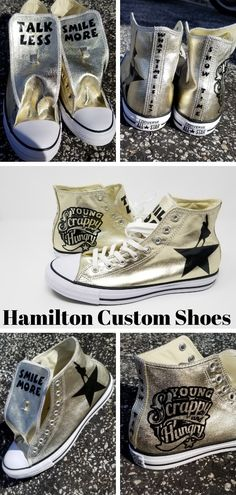 Hamilton is an amazing Broadway Show! Kids and adults love it! Order these shoes for your special Hamilton Fan! Can be customized with name. Alexander Hamilton, Hamilton Musical, Theatre Nerds, Musical Theatre, Theater, Lin Manuel, Custom Shoes, Broadway Shows, Broadway Theme