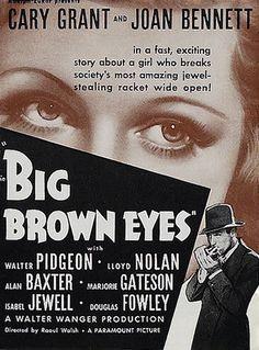 """""""Big Brown Eyes"""" (1936)"""