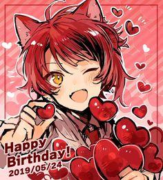 Anime Chibi, Anime Kunst, Anime Art, Neko Boy, Anime Friendship, Dark Anime Guys, Anime Wolf, Cute Anime Boy, Cute Chibi