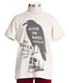 Raven Tee - Peek Kids Clothing