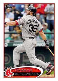 Jarrod Saltalamacchia Boston Red Sox 2012 Topps Mini #137 by Topps. $0.99. A quality Baseball card from the 2012 Topps Mini set.