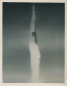 Rocket Rakete, Gerhard Richter, 1966