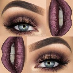 Eye Makeup Tips.Smokey Eye Makeup Tips - For a Catchy and Impressive Look Thanksgiving Makeup Looks, Urban Decay Eyeliner, Beauty Makeup, Hair Makeup, Beauty Tips, Beauty Products, Makeup Products, Hair Beauty, Body Makeup
