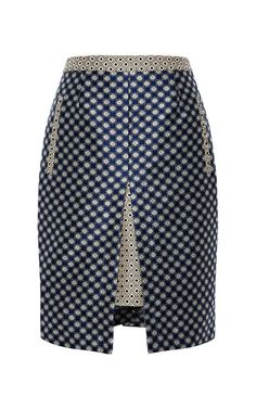 Versailles Jacquard Combo Skirt by Sea - Moda Operandi