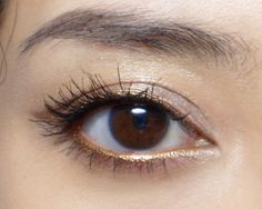 The Makeup Box — Easy Bronze-Liner Look: Feat. MAC Snow Season...