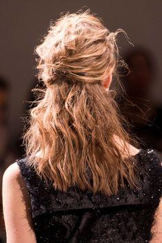 Zac Posen at New York Fashion Week Spring 2017 - Details Runway Photos