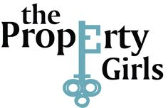 Logo design for Calgary real estate team: Property Girls.