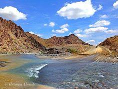 Beautiful Wadi - Oman