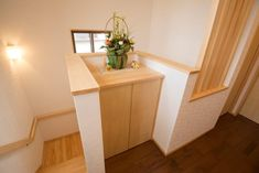 Natural Interior, Powder Room, Laundry Room, Stairs, Room Decor, Architecture, House, Ladder, Under Stairs