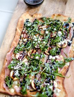 Make pizza dough ahead and you are set for an easy weeknight pizza dinner. These fresh toppings can be mixed and matched to express spring your favorite way.