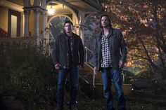Supernatural - Season 10 - Episode 11 - There Is No Place Like Home