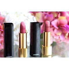 Chanel velvet - love them!