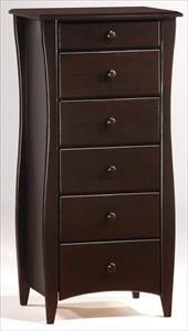 Clove 6 Drawer Lingerie Chest   Nebraska Furniture Mart