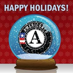 Happy Holidays AmeriCorps Style!