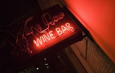 The Best Wine Bar in Town
