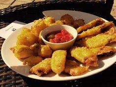 ¿A qué esperas para probar nuestras parcuchas de bacalao y sardinas de la Axarquía? #GastroPimpi