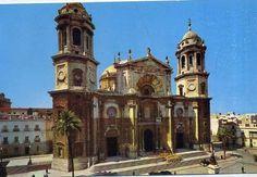 Postal de cadiz catedral | Librería Raimundo - Libros Antiguos y de Ocasión - Cádiz Andalucía España